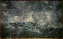 A.Strindberg, Sturm in den Schären by AKG  Images