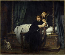 Edward V. and Richard / Delaroche 1830 by AKG  Images