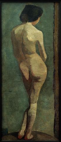 P.Modersohn-Becker, Weiblicher Rückenakt by AKG  Images