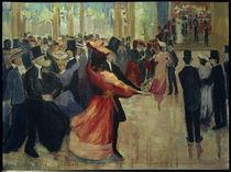 Ida Gerhardi, Tanzbild (nach früheren Studien) von AKG  Images