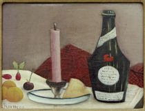 Rousseau / The pink candle / 1909/10 by AKG  Images