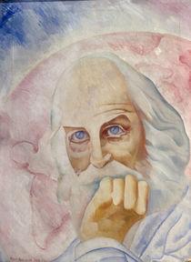 Walt Whitman / Gem. v. Grigorjew von AKG  Images