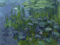 Claude Monet, Nymphéas (Seerosen) von AKG  Images
