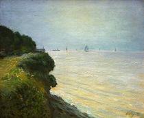 A.Sisley, Die Bucht von Langland von AKG  Images