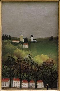 Rousseau / Landscape /  c. 1885 by AKG  Images