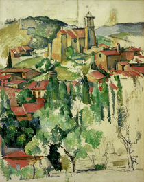Cézanne / Afternoon in Gardanne /  c. 1886 by AKG  Images