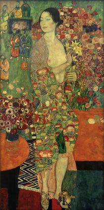 Gustav Klimt, The Dancer by AKG  Images