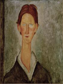 A.Modigliani, Der Student von AKG  Images