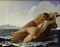 F.Vallotton, The Abduction of Europa by AKG  Images