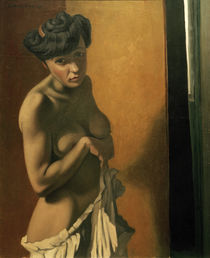 F.Vallotton, Nude tanned torso by AKG  Images