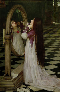 Tennyson, Mariana / Gem. v. Waterhouse von AKG  Images