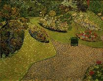 V. v. Gogh, Garten in Auvers von AKG  Images