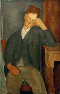 Amedeo Modigliani, The Young Apprentice by AKG  Images