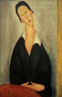 A.Modigliani, Porträt einer Polin von AKG  Images