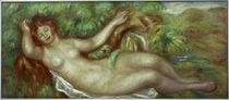 Auguste Renoir, Liegender Akt von AKG  Images