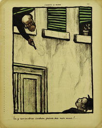 F.Vallotton, Du wirst es noch bereuen... by AKG  Images