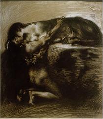 F.v.Stuck, Der Kuss der Sphinx von AKG  Images