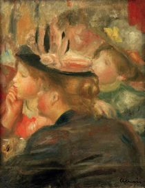 Auguste Renoir, In the theatre by AKG  Images