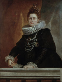 Isabella Clara Eugenia / Rubens Painting by AKG  Images