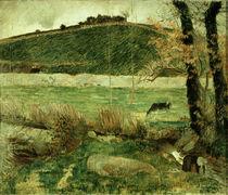 """P.Gauguin, """"La petit ruisseau, Pont-Aven"""" / painting by AKG  Images"""