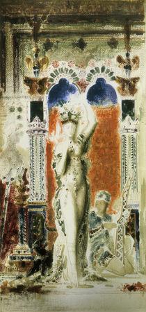 G. Moreau, Tanz der Salome von AKG  Images