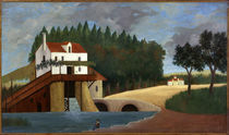 H.Rousseau, Die Mühle von AKG  Images