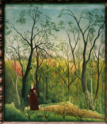 Rousseau / Anticipation /  c. 1890 by AKG  Images