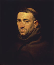 P.P.Rubens / Portr. of a Franciscan /1615 by AKG  Images
