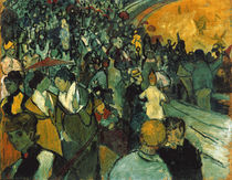V. van Gogh, Arena in Arles / Paint./1888 by AKG  Images