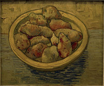 Vincent van Gogh / Still Life with Potatoes / 1888 by AKG  Images
