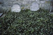 Auvers-sur-Oise, van Gogh's Grave / Photo by AKG  Images