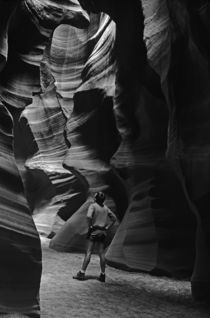 Antelope Canyon by Jim Corwin