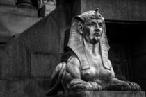 Sphinx by vintage-art