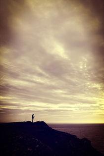 Pennard Cliffs von Steve Ball