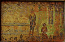 G.Seurat / Study for Circus Parade by AKG  Images