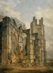 Turner / St Anselm's Chapel / Canterbury by AKG  Images