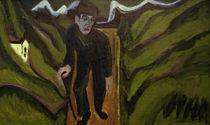 E.L.Kirchner, Der Wanderer von AKG  Images