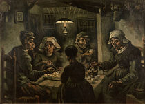van Gogh / The Potato Eaters / 1885 by AKG  Images