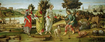 S.Botticelli / The Judgement of Paris by AKG  Images