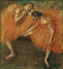 Degas, Zwei Tänzerinnen /  um 1898 von AKG  Images