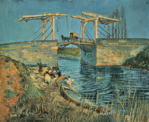 V. van Gogh, Bridge of Langlois by AKG  Images