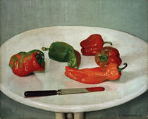 F.Vallotton, Red Peppers by AKG  Images