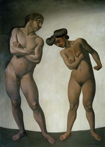 F.Vallotton, Hate by AKG  Images