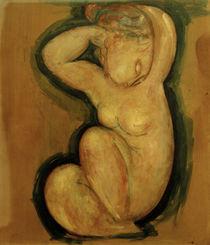 Amedeo Modigliani, Caryatid by AKG  Images