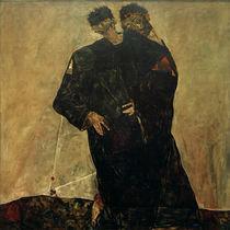 E.Schiele, Die Eremiten by AKG  Images