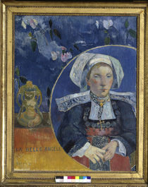 P.Gauguin, La belle Angèle / 1889 by AKG  Images