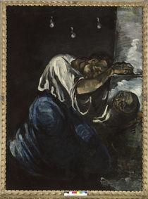 Cézanne / La Madeleine (ou La Douleur) by AKG  Images