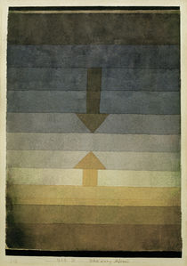 Paul Klee, Separation in the Evening by AKG  Images