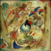 Kandinsky, Träumerische Improvisation von AKG  Images