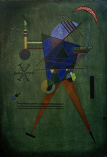 W.Kandinsky, Black Triangle by AKG  Images
